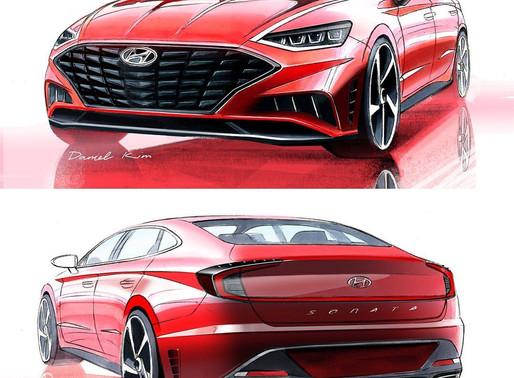 Design Mastery: The Hyundai Sonata 1.6 Turbo is Gorgeous