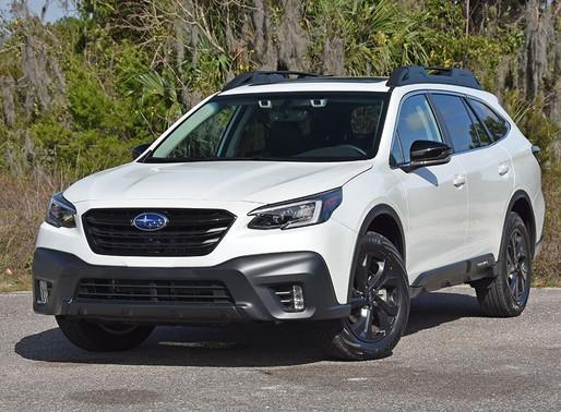 AutoFOCUS Test Drive: Subaru Outback XT