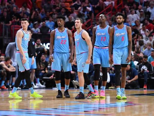Pat Riley's Heat enjoy success: THE UPDATE