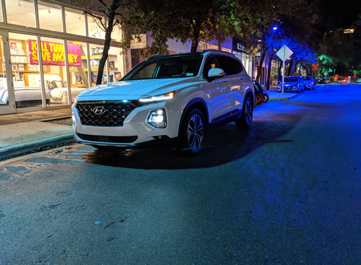 The Hyundai Sante Fe makes a case for top in class: AutoFOCUS Test Drive