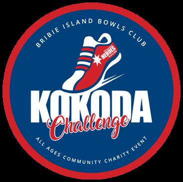 Bribie Island Bowls Club  KOKODA Event