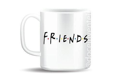 Caneca Personalizada Friends