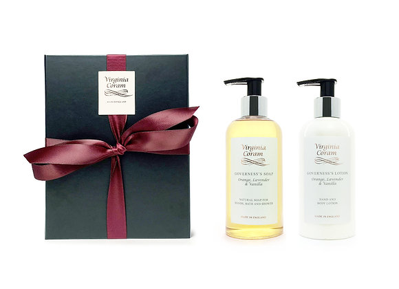 GOVERNESS'S GIFT SET | LOTION & SOAP