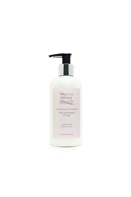 Bathtub Organic Lotion By Virginia Coram