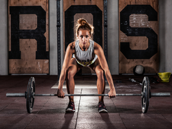 Rugby Tip of the Month: Dispelling myths about women and weight lifting