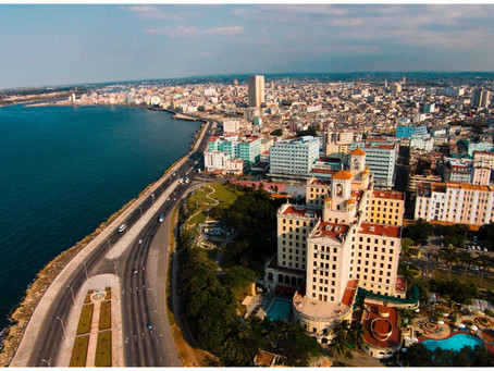 Il règne encore un parfum de N°5 à La Havane...