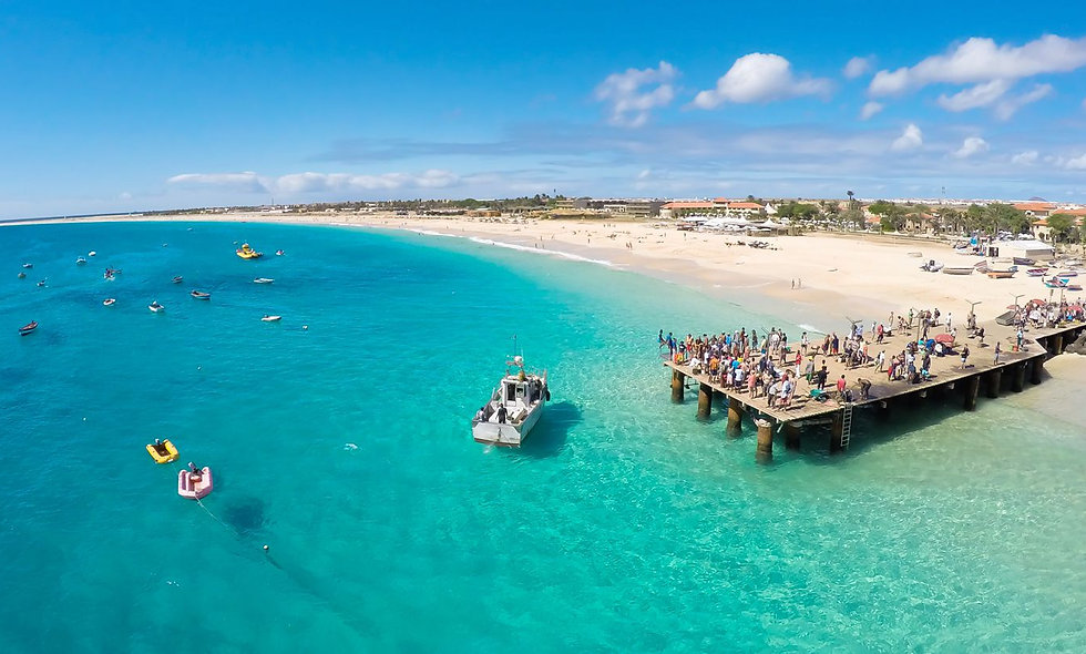 ILHA DO SAL (Cabo Verde)