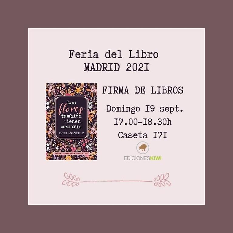 Feria del Libro de Madrid '21