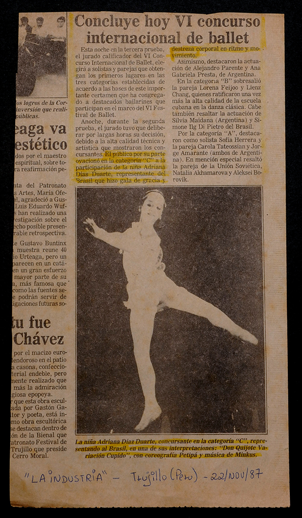 VI Internacional Ballet Competition