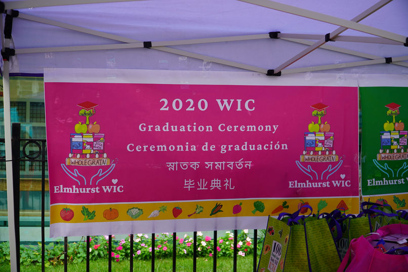 2020 WIC Graduation Ceremony