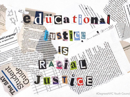 Educational Justice is Racial Justice