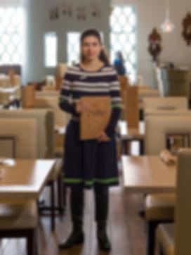 Natalie of Natalie's Taste of Lebanon, Natalie's Story, Richmond VA