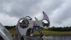 La Falkirk Wheel