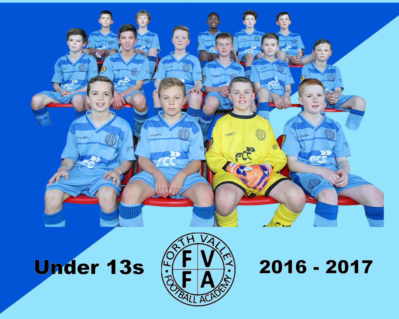 U13 forth valley Falkirk