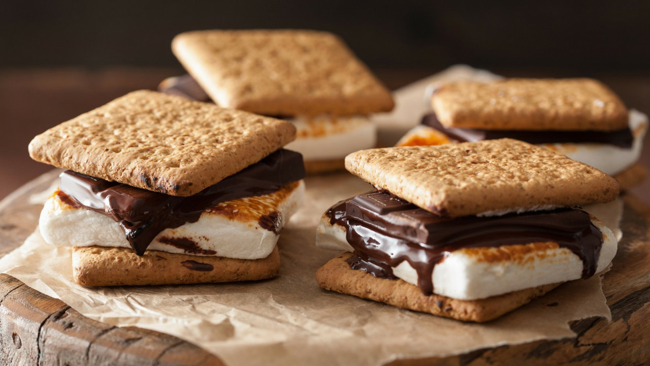 S'mores - Rent Our Fire Pit Area