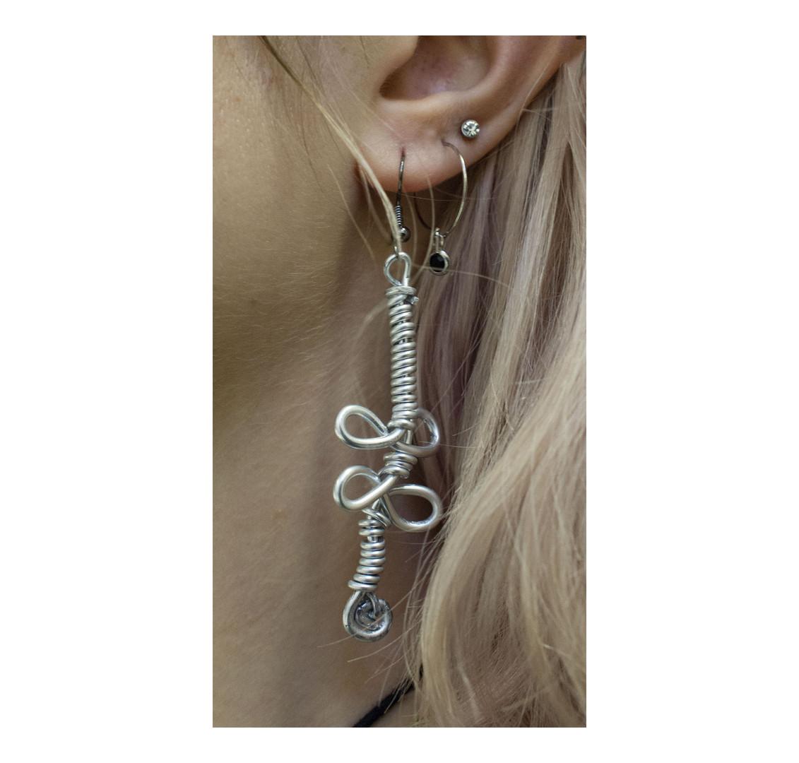 pagen earrings