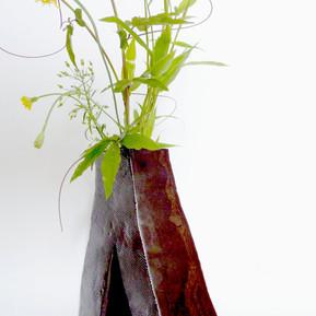 ceramic vase/chandelier