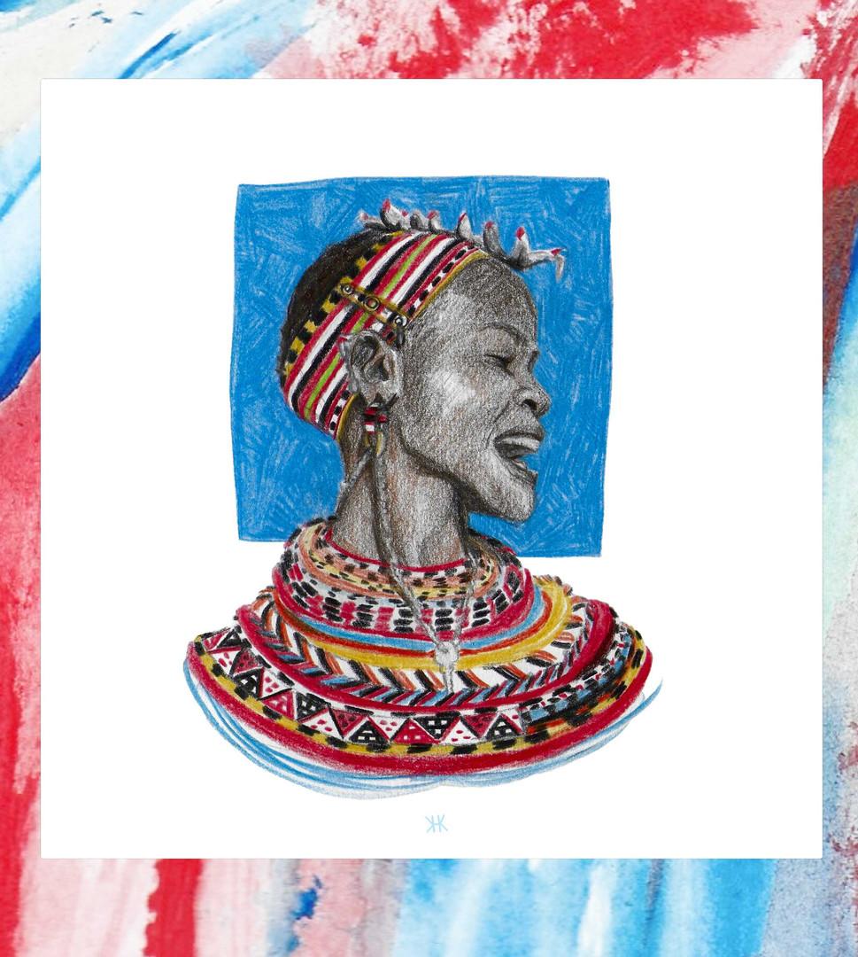 umoja woman portrait