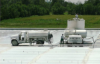 Product Is Transferred To Field Truck