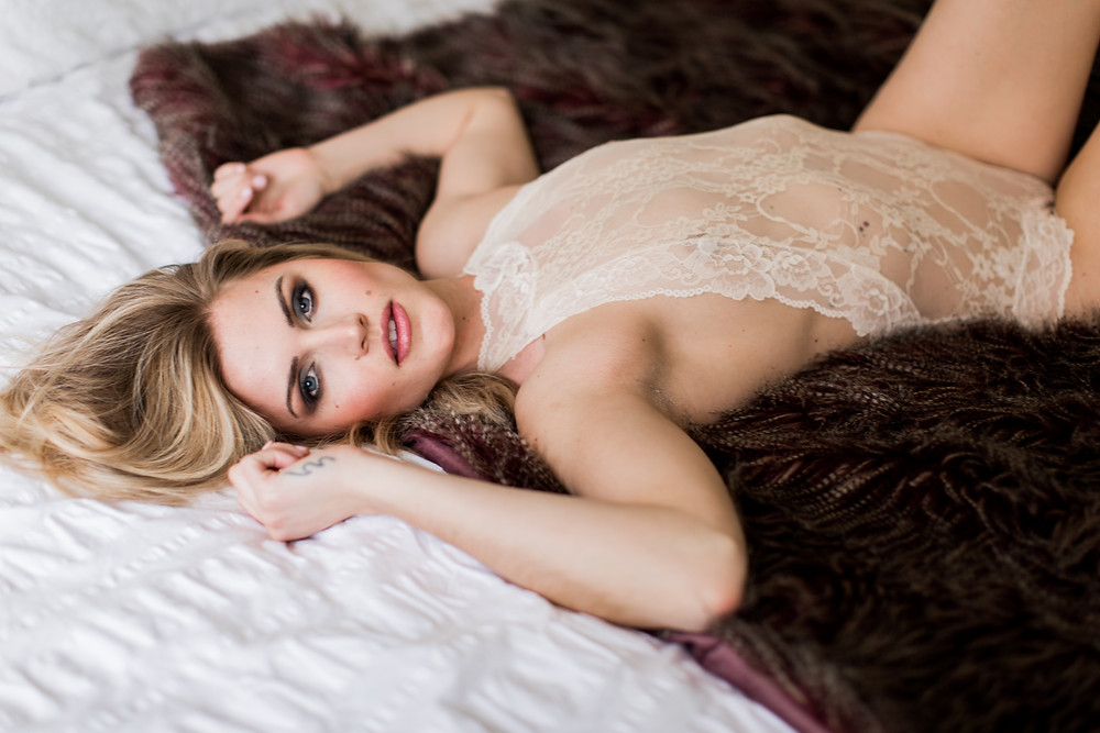 Best Boudoir Photographer in Boston