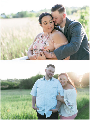 Engagement Session | Belle Isle Marsh | Jacquelyn & Josh