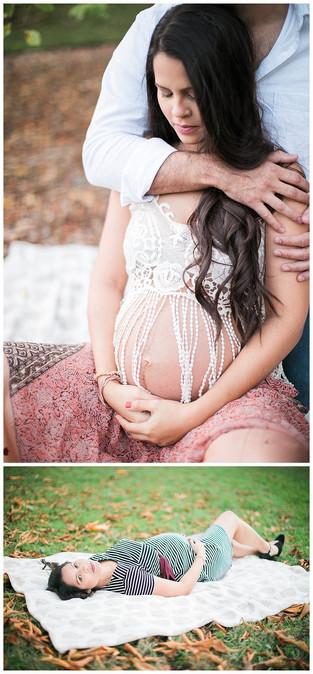 Jemima's Maternity Session in Boston, MA