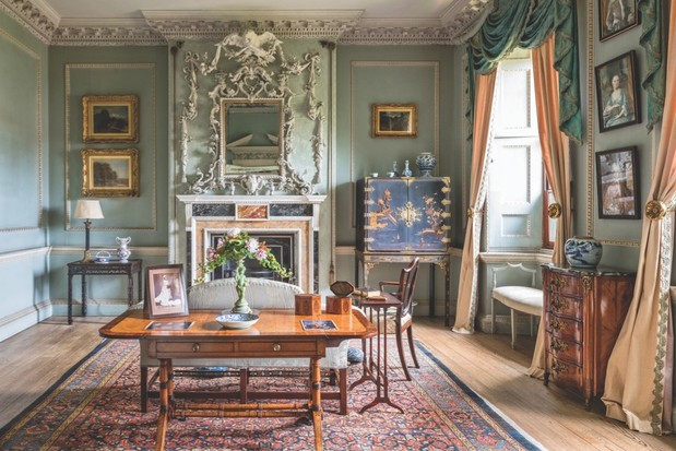 Peckover House Drawing Room