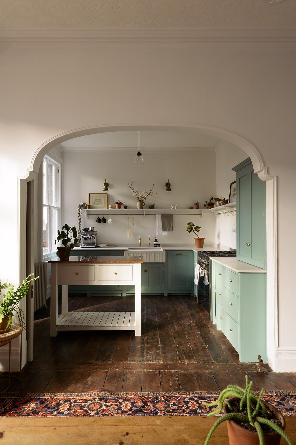 Edwardian kitchen