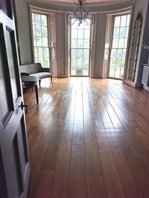 The Georgian House - Floors
