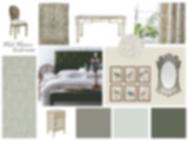 Hill House Green Bedroom _louisebooyens.