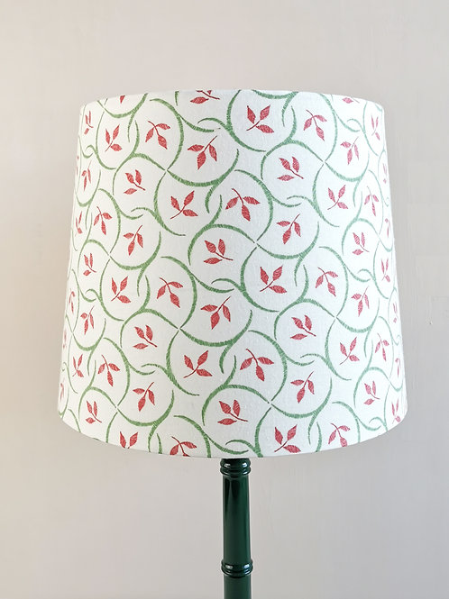 Pink and Green Empire Lampshade 30cm
