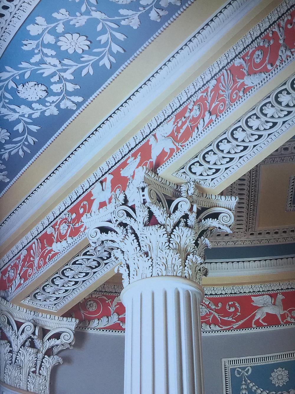 Newby Hall Robert Adam