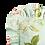 Thumbnail: Duck Egg Floral Cushion