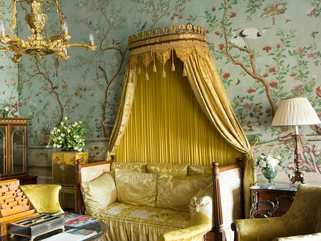 Interior Design Style - Chinoiserie