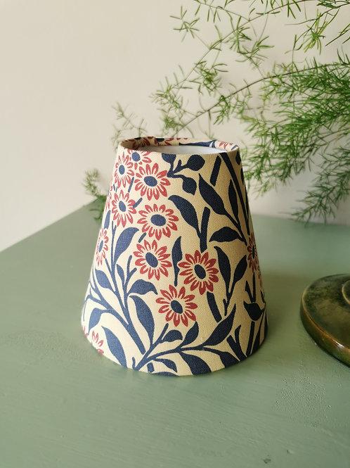 William Morris Candle Clip Lampshade