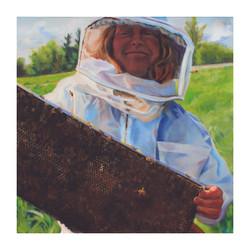 Karen de Queen Bee Honey Company