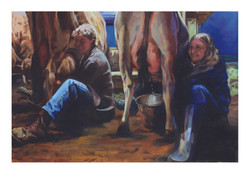 Lise et Nancy of Sweetwell Farm