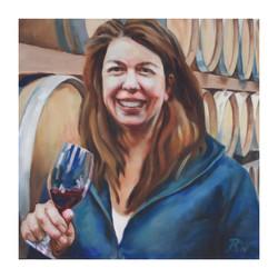 Luisa de Ponzi Vineyards
