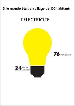 acces à l'electricité