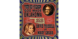 """David Frizzell Re-Releases """"You're The Reason God Made Oklahoma"""" Featuring Mary Sarah"""