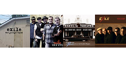 AMERICAN COUNTRY ROCK BAND, EXILE SIGNS WITH TIME LIFE FOR DIGITAL RE-ISSUE ON FOUR HIT ALBUMS