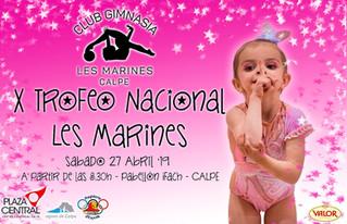 X TROFEO NACIONAL LES MARINES