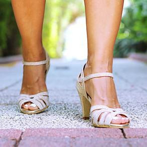 אם כל החיים חלמת להיות סינדרלה זה בדיוק הנעל בשבילך