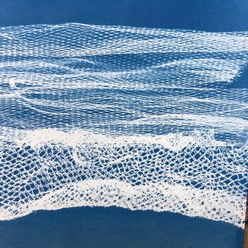 Ocean of Plastic (Triptych III of III)