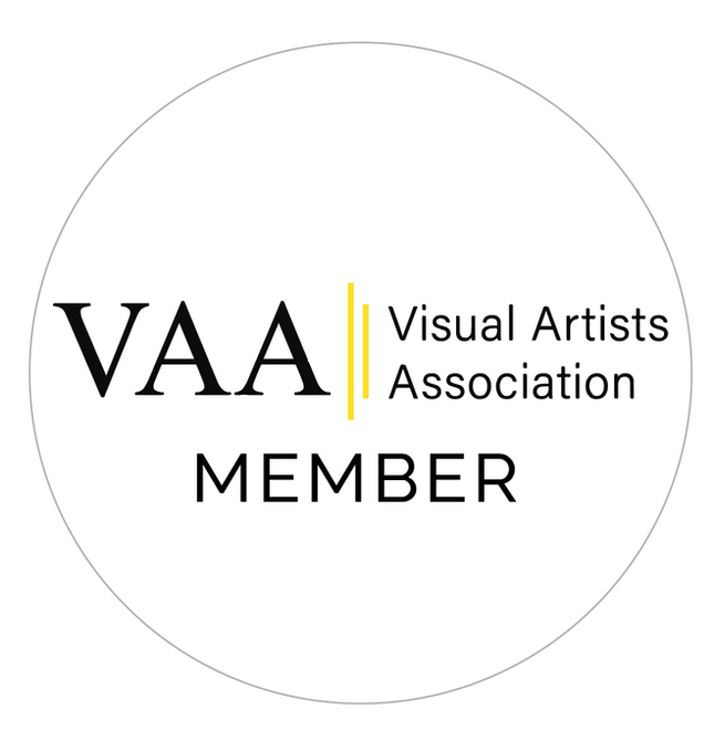 Cat is a member of the Visual Artists Association