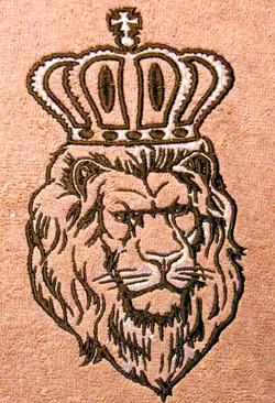 Вышивка на халате Калининград