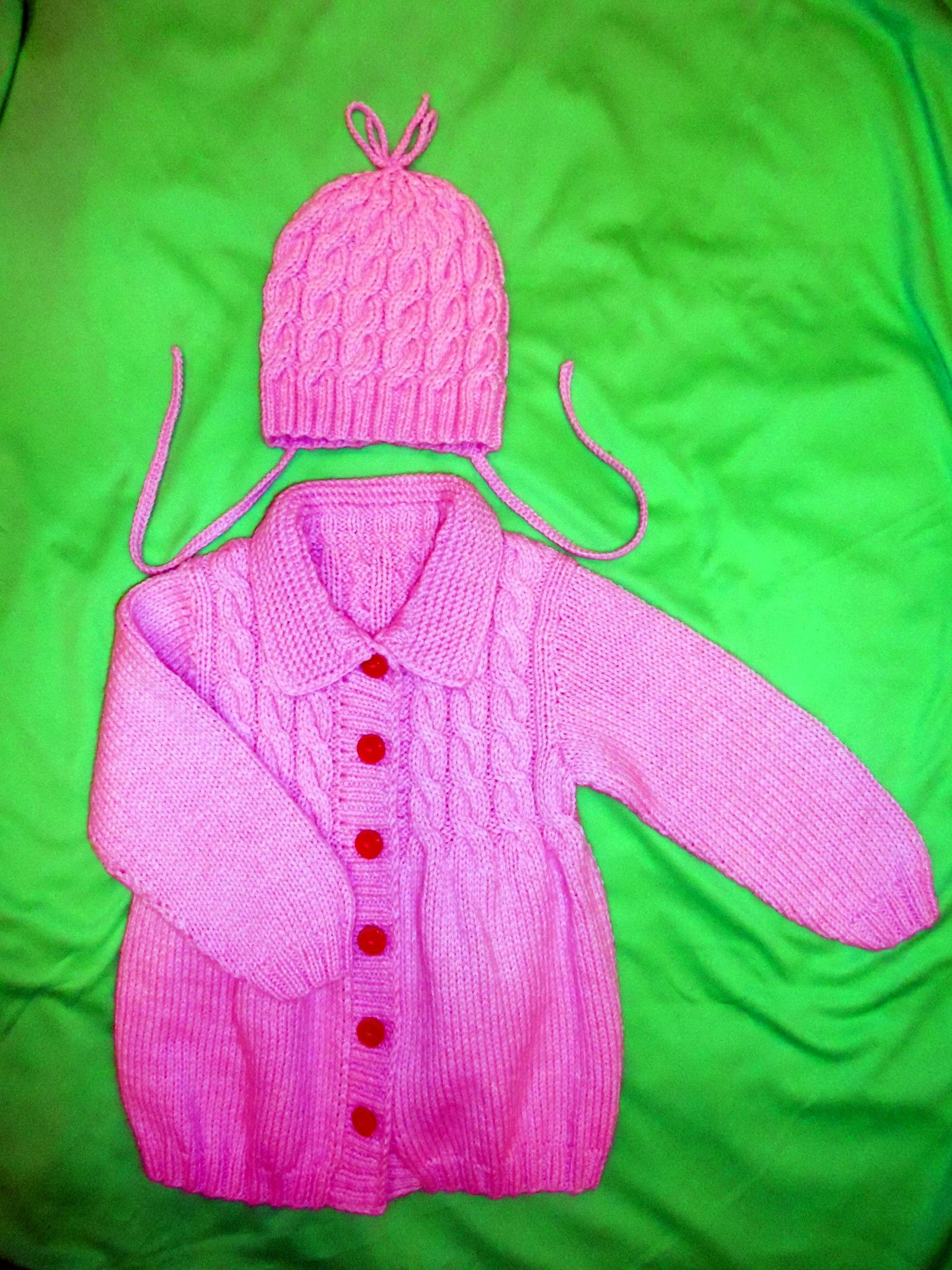 Вязаная одежда на заказ Калининград