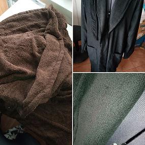 Различие халатов