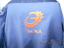 Вышивка логотип