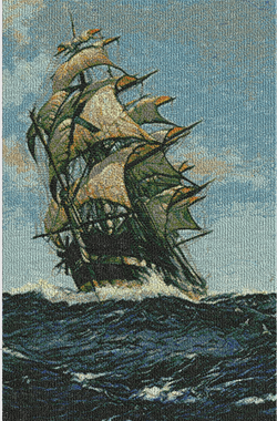 SeaBoat Embroidery